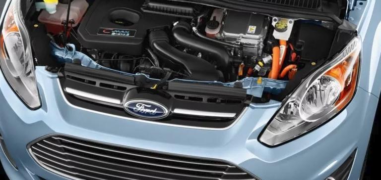 Диагностика двигателя ford