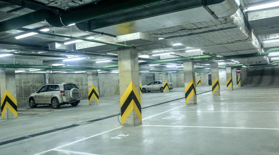 Снятие с паркинга
