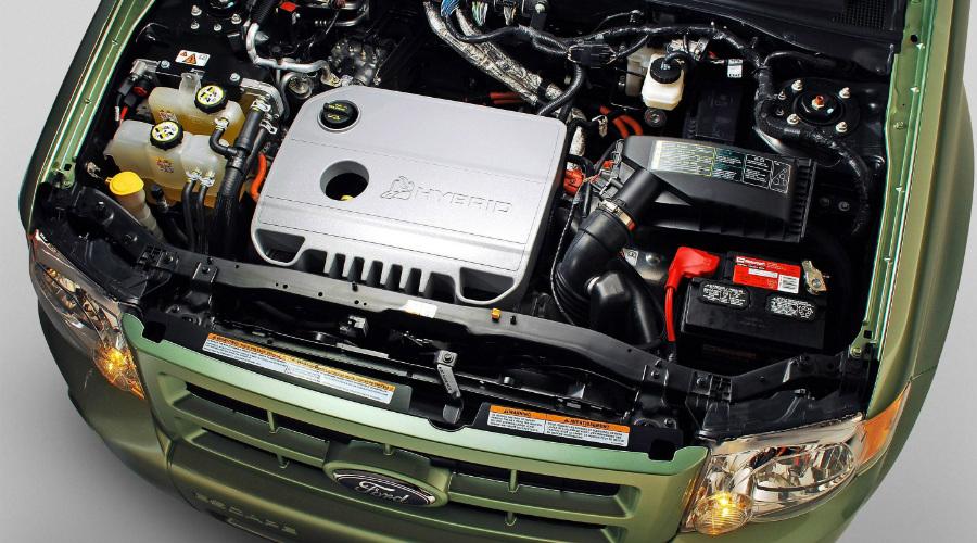 Диагностика двигателя Форд