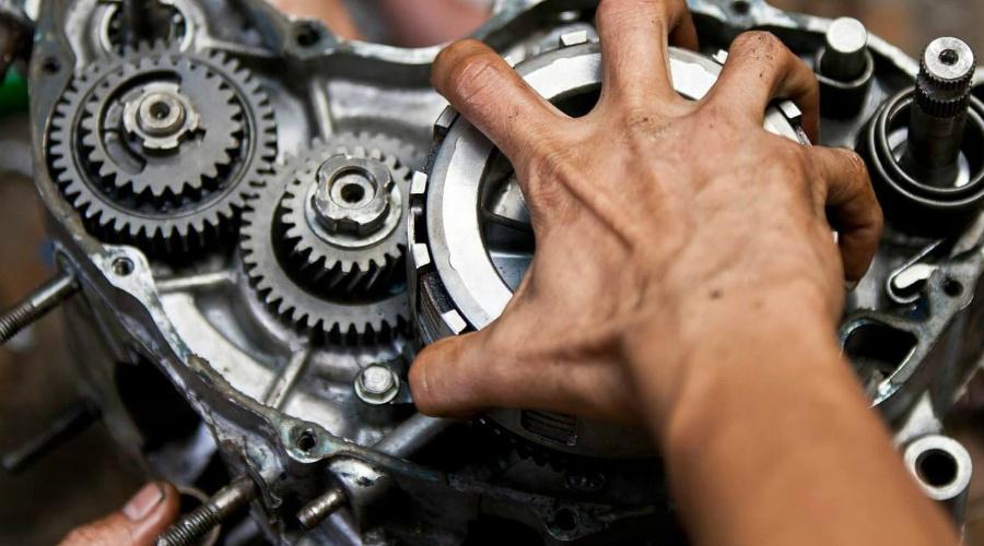Ремонт двигателя авто