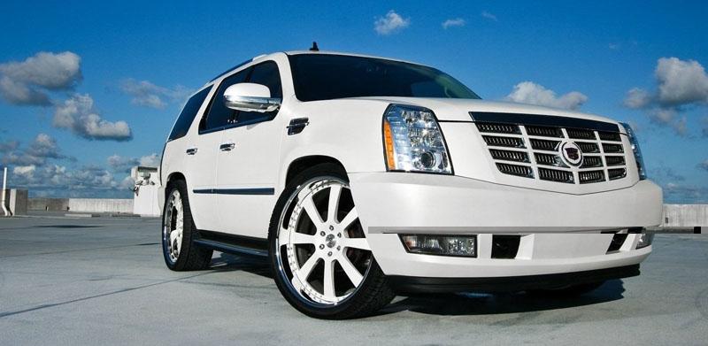 Диагностика Cadillac